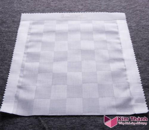 Vải ô vuông